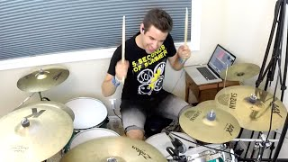 5 Seconds of Summer - Jet Black Heart (NEW SONG 2015) - Drum Cover - Studio Quality (HD)