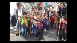 """Romeiros de São Miguel  """" Romaria do Colégio São Francisco Xavier 2011 """""""