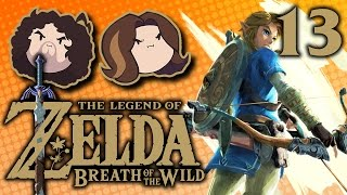 Breath of the Wild: Anything Plus Anything Equals Anything - PART 13 - Game Grumps