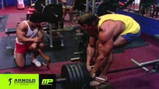 Arnold T-Bar Rows