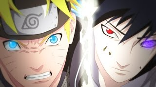 Naruto vs Sasuke Final Fight - In The End [Naruto AMV] Full Fight