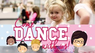 Just For Kix Tutu Tots: Come Dance With Us!