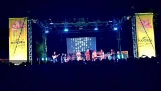 "The Congos & 149Band ""Rainy Night in Portland"" Live @Mandrea Festival, Italy July 2016"