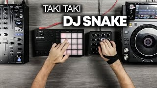 DJ Snake - Taki Taki (SOUNTEC Edit)