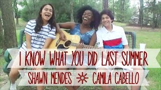 I Know What You Did Last Summer ~ Shawn Mendes & Camila Cabello Cover II Part 4/5 Summer Song Series
