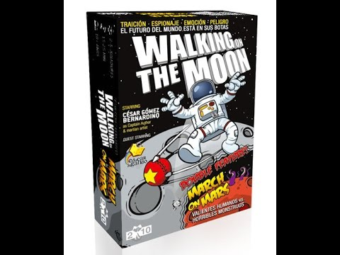 Reseña Walking on the Moon