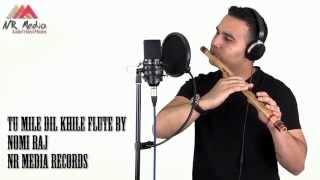 Tu Mile Dil Khile   Flute Instrumental l Nomi Raj