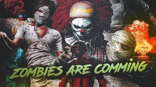 PUBG MOBILE LIVE | LATE NIGHT ZOMBIES FIGHT & CLASSIC MATCHES