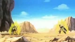 Goku VS Cell after Kamehameha