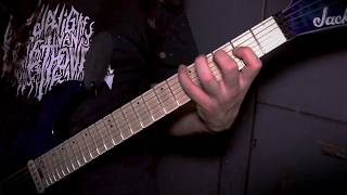 Beethoven on Guitar - Symphony No.7 Op.92 II. Allegretto (Main Theme)