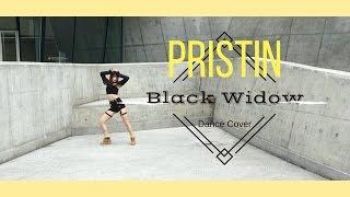 G. || Pristin 프리스틴 - black widow 블랙 위도우 One-Take Dance Cover 댄스커버  (Short ver.)