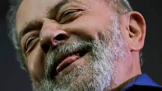 Lula cantando racionais Mc's.