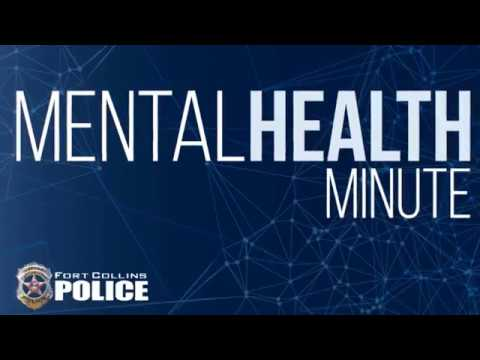 Mental Health Minute (ep.1)