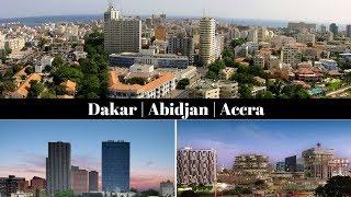 Dakar - Abidjan - Accra / Senegal, Ivory Coast, Ghana / West Africa's new business hubs width=
