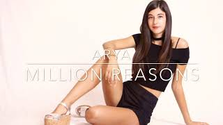Million Reasons (Lady Gaga) - Cover by Arianna Marenghi - ARYA