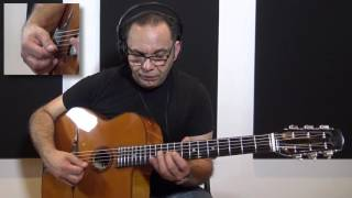 Bireli Lagrene - Improvisation on Hungaria ( Gypsy Jazz / Manouche )