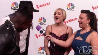 The Voice Season 10 - Paxton Ingram, Adam Wakefield, Mary Sarah
