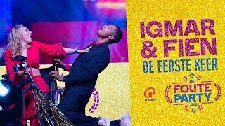 Fien & Igmar doen 'De Eerste Keer' // Foute Party 2018