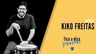 Kiko Freitas - Bateria