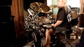 Ray's Drums For Secret Agent Man By Johnny Rivers