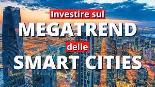 Un ETF per investire nelle città del futuro