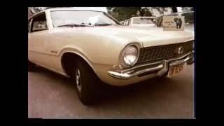 Comercial Ford Maverick com José Carlos Pace