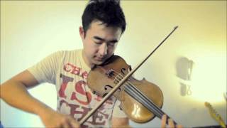 You Raise Me Up - Living Canvas Violin Cover - by Yohan Shin