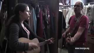 #613 Nina Savary - Bloody Mother Fucking Asshole (Acoustic session)