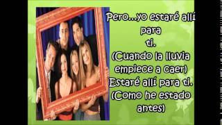 I´ll be there for you - The Rembrandts (Traducido al Español)