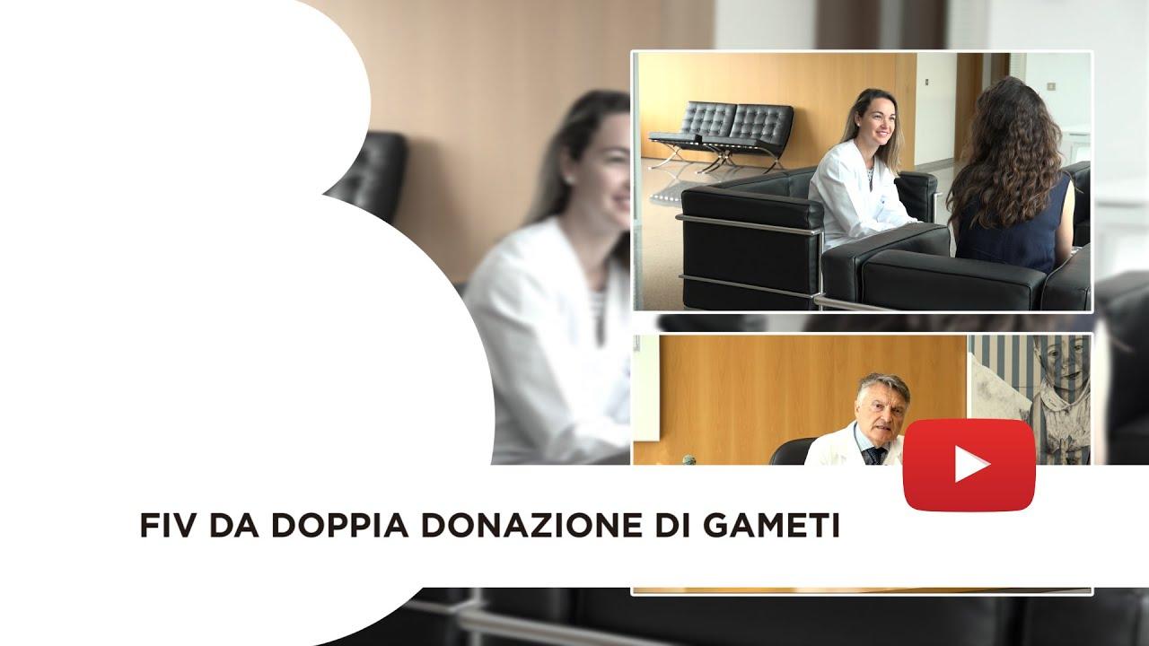 FIV da doppia donazione di gameti
