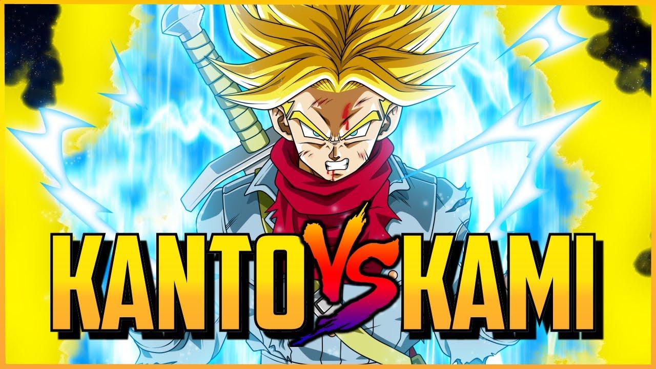 Xuses - DBFZ ▰ KantoKinte Vs KnowKami【Dragon Ball FighterZ】