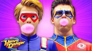 Henry Danger | Bubble-Blowing Competition | Nick