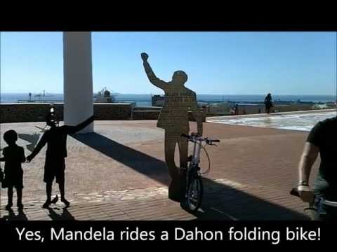 Day 9: Coast to Coast South Africa on Dahon folding bikes