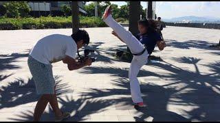 [Capoeira Music] Mestra Jo - Noite Da Saudade - Behind the Scenes