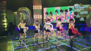 [HD] T-ARA - Bo Peep Bo Peep NG (feat by 2PM Junsu)~