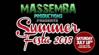 Massemba SummerFest 2015 with Grace Evora