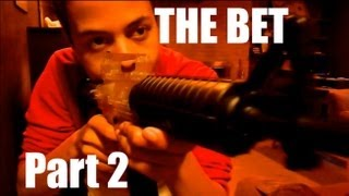 The Bet: Part 2 (Airsoft War)