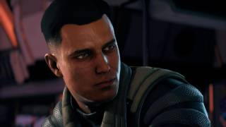 Reyes Romance [Party comments] | Mass Effect: Andromeda