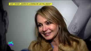 Gaby Spanic dice quién ha sido la reina de las villanas de las telenovelas   De Primera Mano