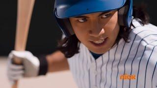 "Power Rangers Dino Super Charge - Final Baseball Scene | Episode 7 ""Home Run Koda"""