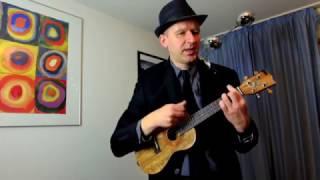 I'm your man - Leonard Cohen (Ukulele Cover)