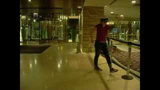 2D Dirty Harry Dancing ~ Con Alt Delete 2014