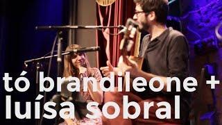 Luisa Sobral e Tó Brandileone - Inês - Paris 2013