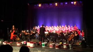 Orquestra Aeminium e Grupo Coral e Instrumental Agrupamento Escolas Tondela Cândido de Figueiredo