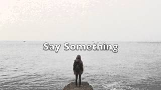 Say something Cover by Stine Pettersen