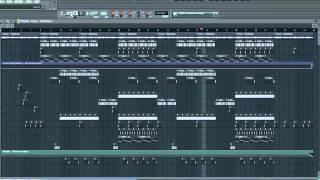[Instrumental Rap Sample Enya] FL Studio