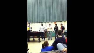 Sittin On Top Of The World EMHS Acapella