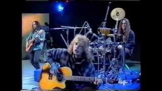 Ritmo Tribale  Oceano Live unplugged  alla trasmissione Good Vibration..