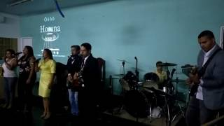 Ministério Louvor Betesda - Hosana ( Fernandinho )