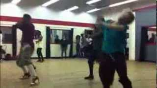 YG feat DJ Mustard - Left Right - Dance By Lyrik London